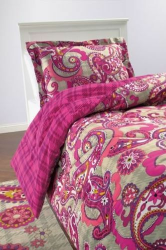New Vera Bradley Reversible Comforter Set Twin Twin Xl
