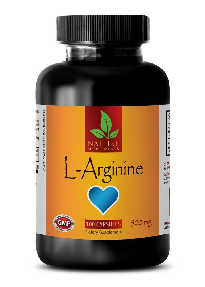 L-ARGININE - Sport Supplements - Amino Acids - Nitric ...
