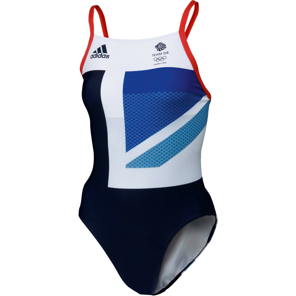 new adidas speedo swimming costume olympic team gb london. Black Bedroom Furniture Sets. Home Design Ideas