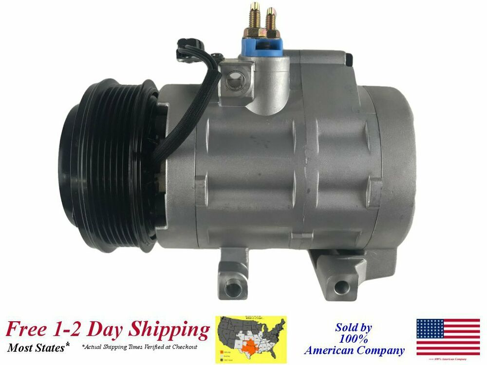 New A  C Ac Compressor For  2007