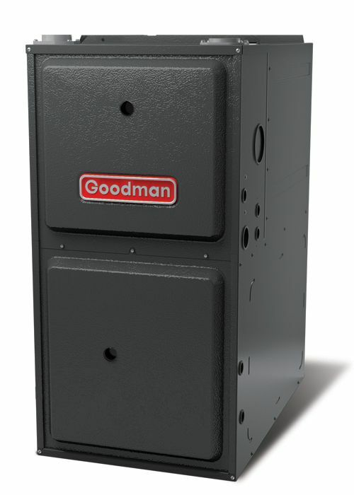 80 000 Btu 96 Gas Furnace Goodman Gmec96 2 Stage 5 Speed
