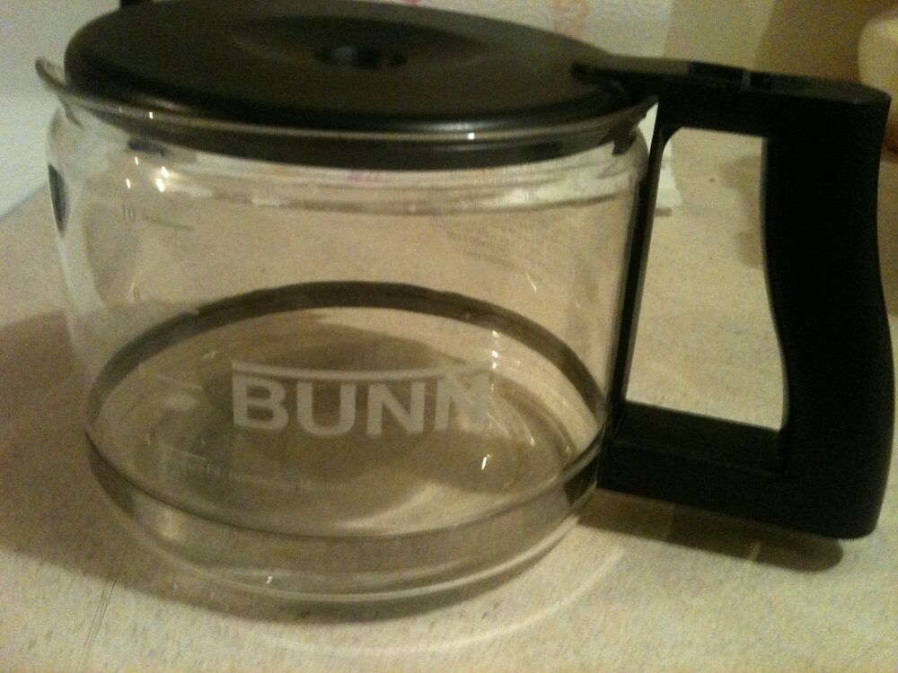 Coffee Maker Pot Replacement : Bunn Coffee Maker Replacement 10 Cup Carafe Pot Decanter eBay