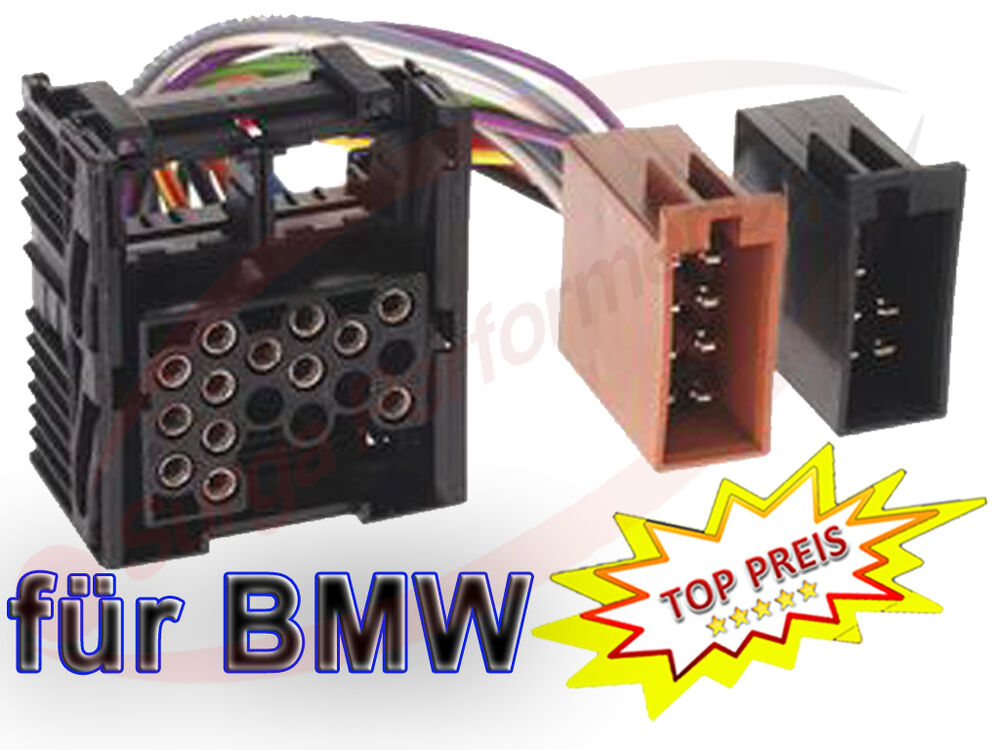 radio adapter bmw e30 e36 e46 e34 e39 e32 e38 e31 x5 mg bmw e90 audio wiring diagram