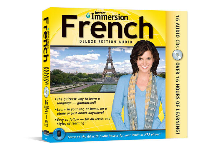 what is the best french language audio cd