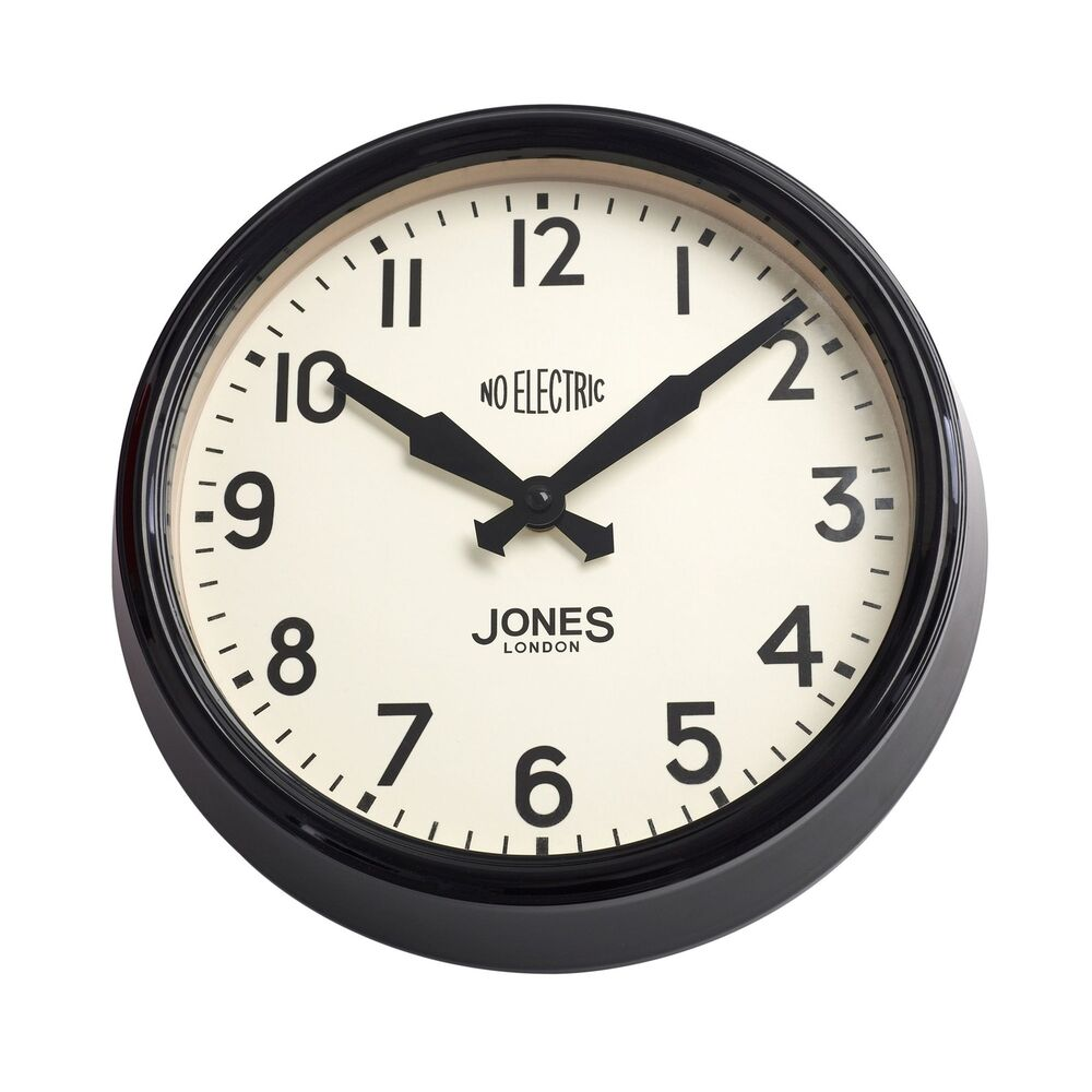 Jones apollo wall clock from debenhams ebay - Mondaine wall clock cm ...