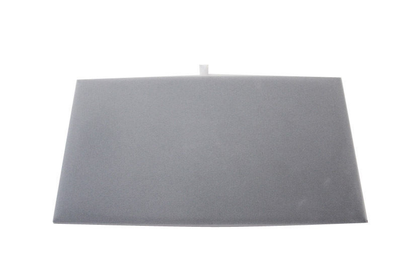 1 luxurious gray velvet standard jewelry display pad ebay
