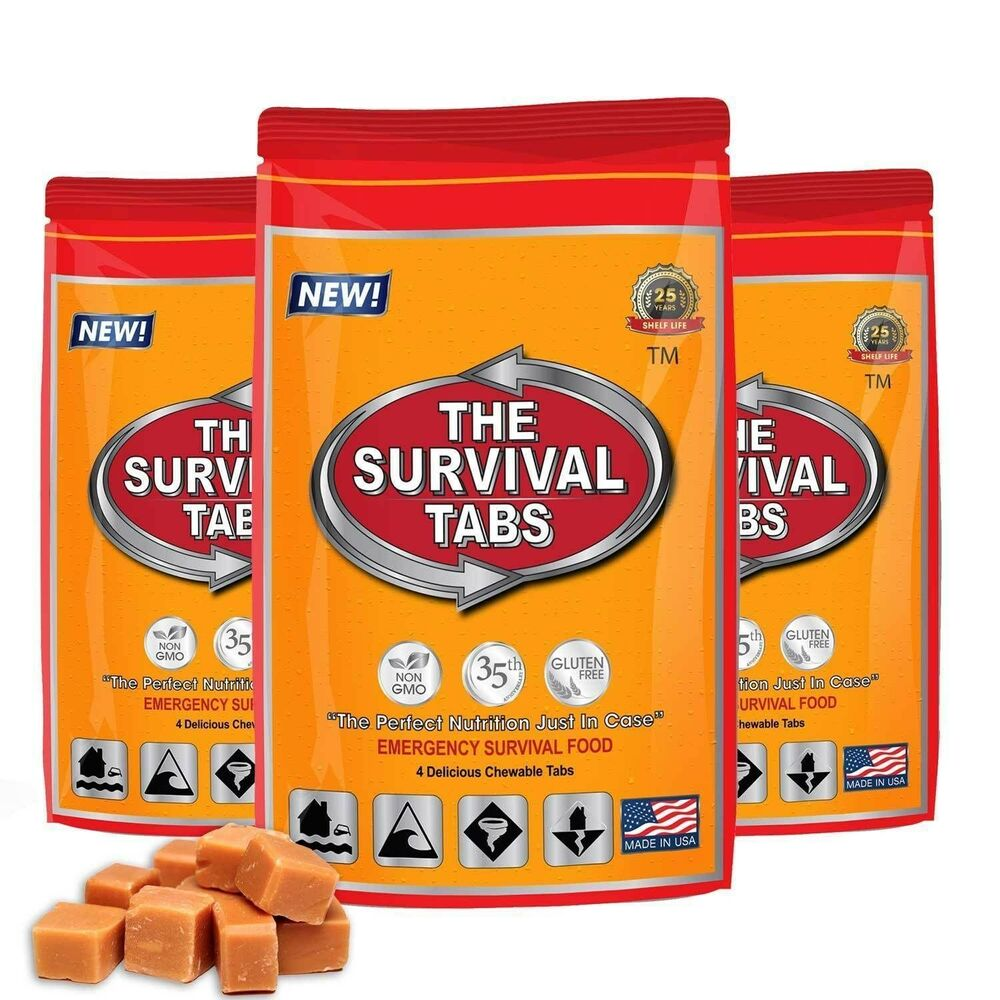 Gluten Free Survival Food