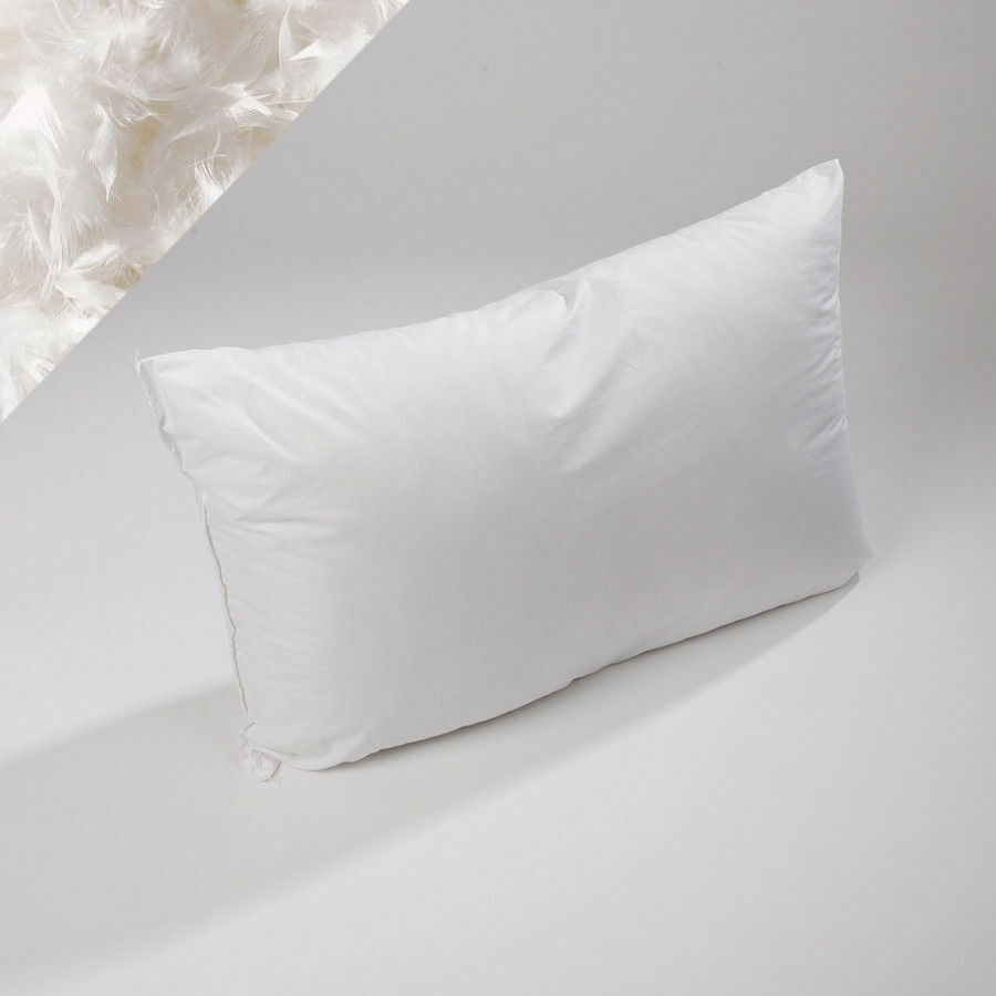 Luxury goose feather down pillow 90 goose down pillow for Buy goose down pillows