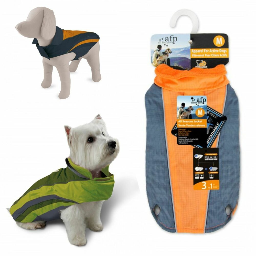 All For Paws Afp Outdoor Dog Puppy All Season Waterproof