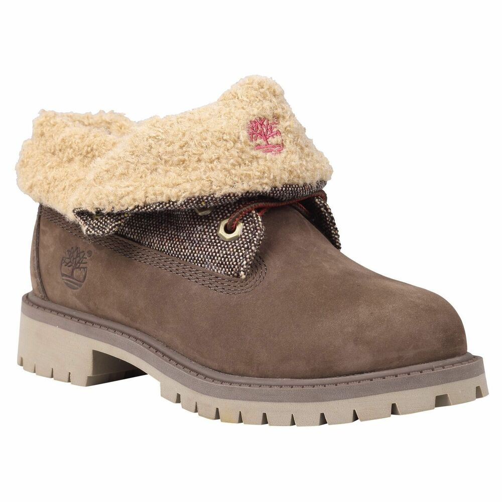 Timberland Kids Lined Shoes
