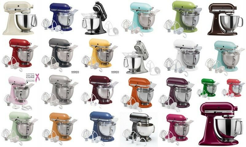 Kitchenaid Artisan 5 Qt Stand Mixer Brand New Model