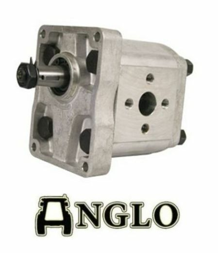 Fiat Tractor Spindles : Fiat tractor main hydraulic pump  dt