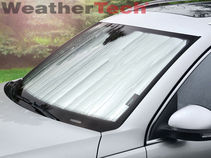 weathertech techshade windshield sun shade for ford. Black Bedroom Furniture Sets. Home Design Ideas