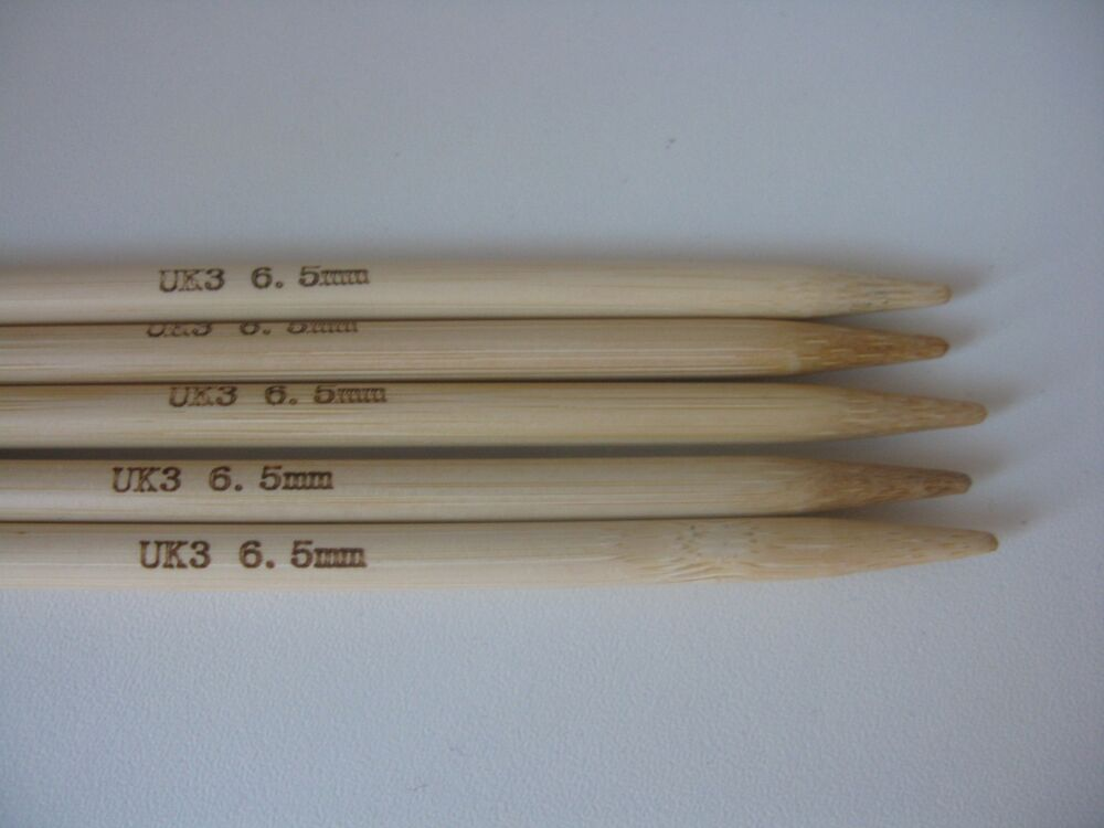 Extra Long Knitting Needles Uk : Double pointed bamboo knitting needles uk mm cm