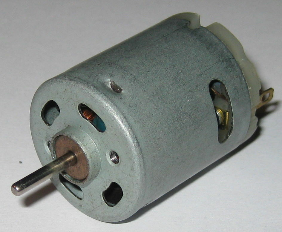 Nichibo rs 365sh motor 6 to 20 vdc appliance motor for What is dc motor