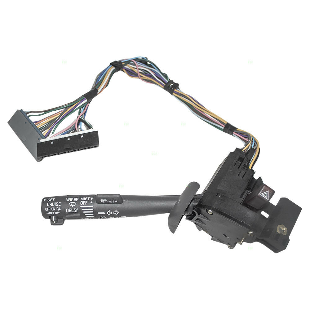 Chevy Turn Signal Lever Replacement : Cadillac oldsmobile chevy gmc pickup truck turn signal