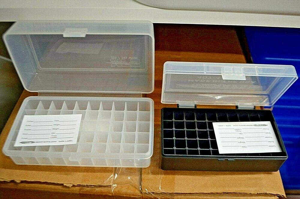 Aa Amp Aaa Battery Plastic Storage Box Container Holds 50