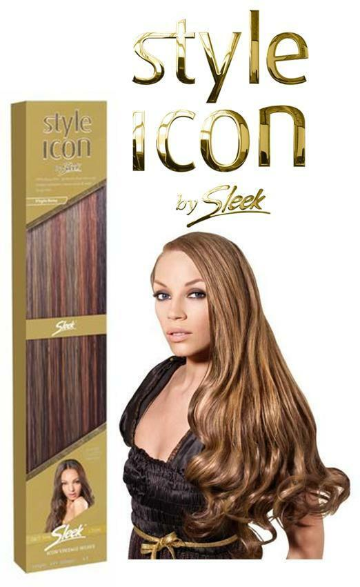 style icon hair extensions sleek style icon remy silky human hair weave 14 5271
