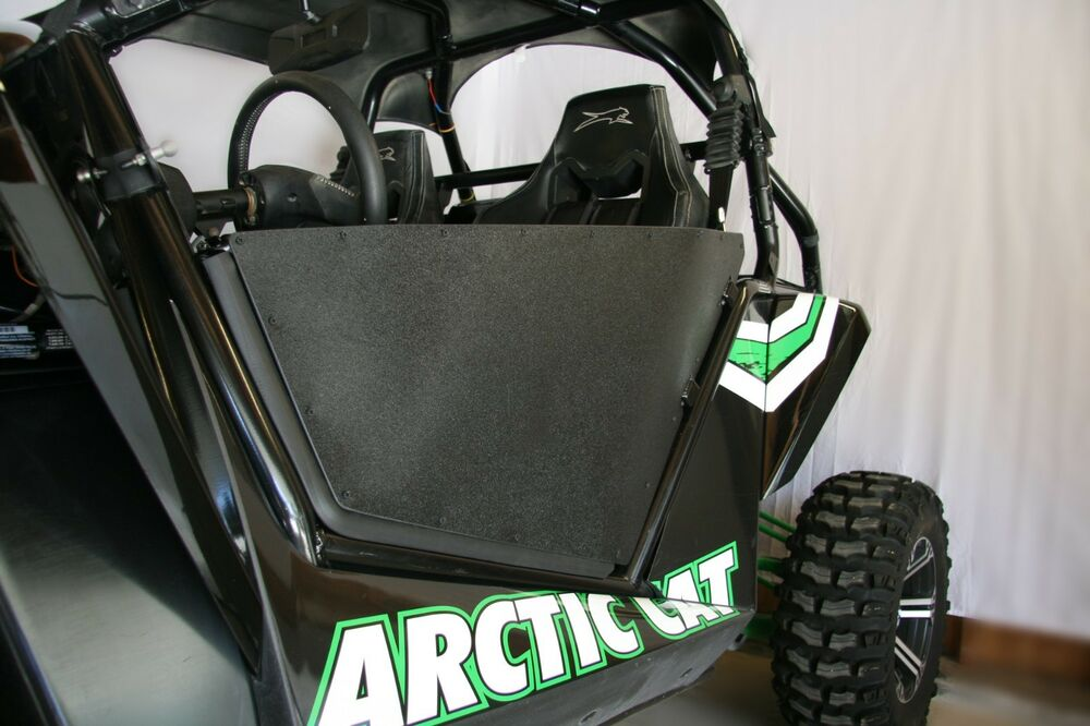 Arctic Cat Wildcat Full Doors De Anza Works Ebay