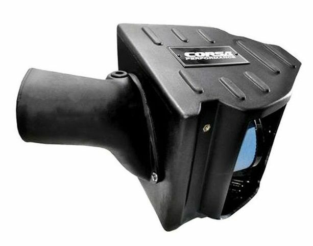 corsa cold air intake w   powercore filter for 2011