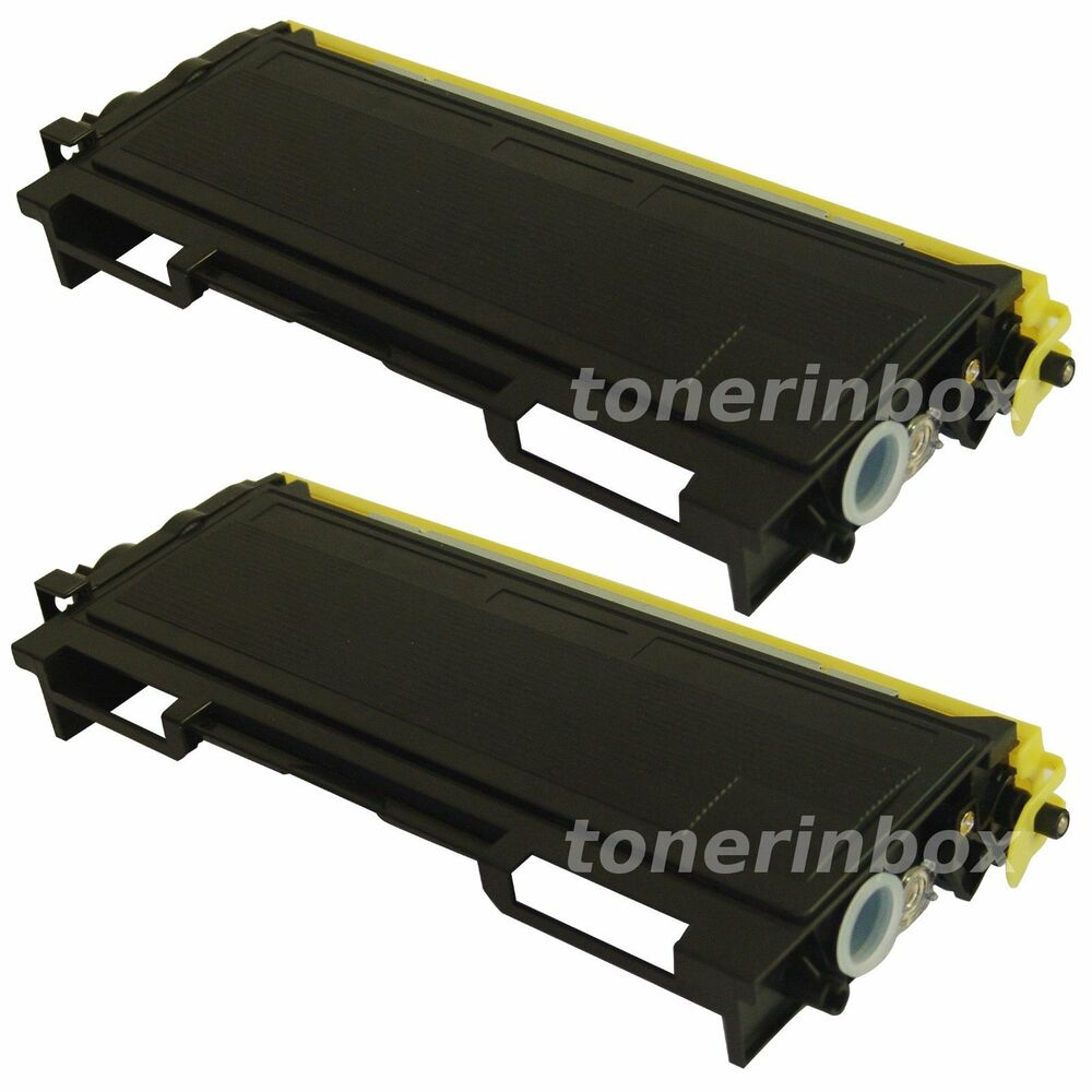 2 pack tn350 tn 350 toner cartridge for brother hl 2030 hl 2040 hl 2070n printer ebay. Black Bedroom Furniture Sets. Home Design Ideas