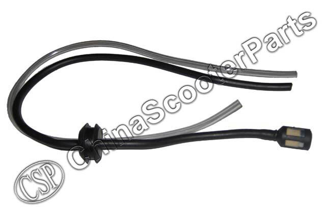 43cc 49cc Gas Tank Fuel Lines G Scooter Nst Terminator Gs