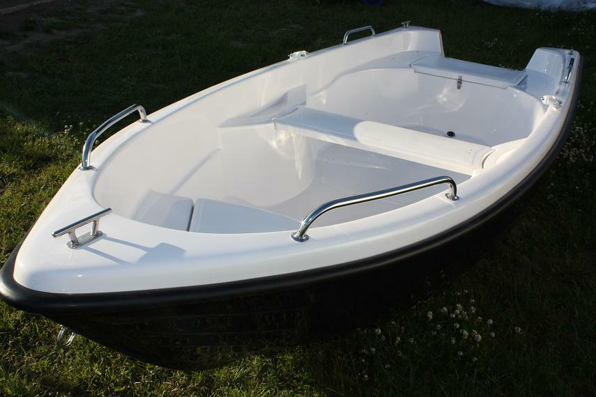 New rowing boat fishing boat polport 390 13ft new high for Fishing row boats