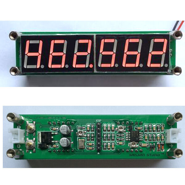 Ham Radio Frequency Counter : Mhz rf singal frequency counter tester meter