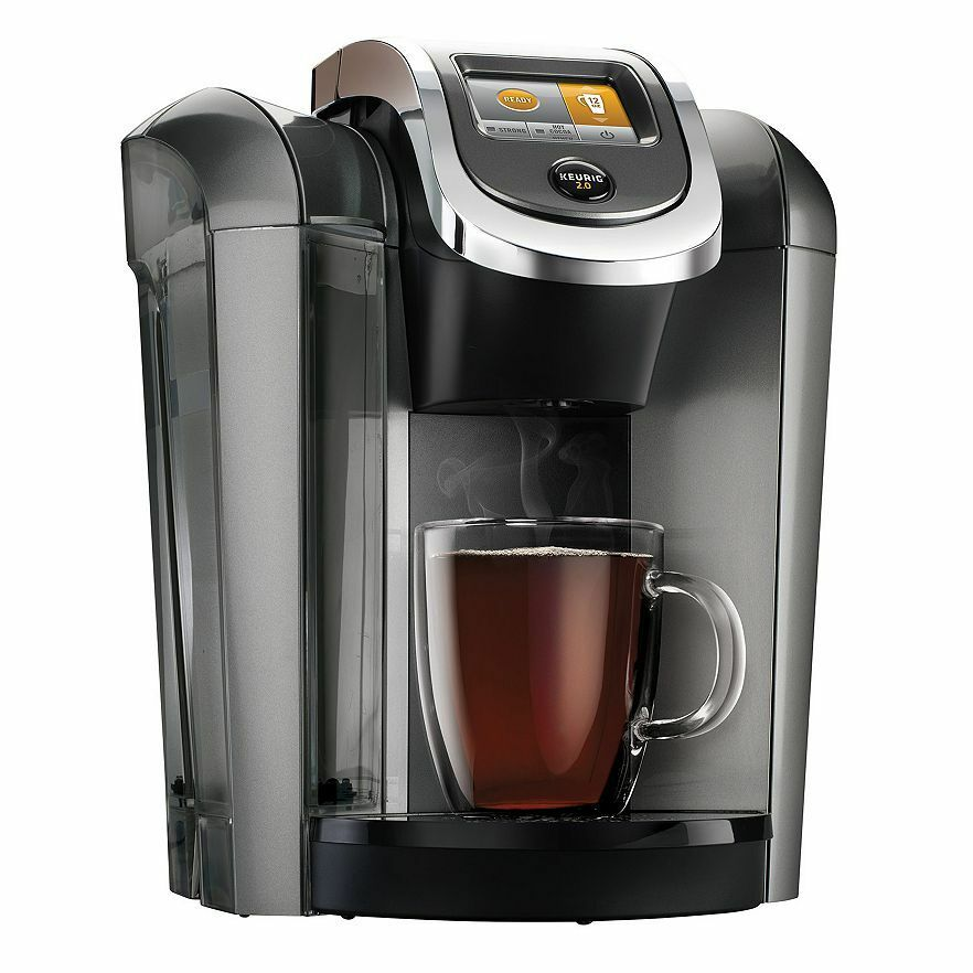 Keurig Coffee Maker Not Ready Message : Keurig 2.0 K575 Coffee Brewing System NEW in Box coffee maker eBay