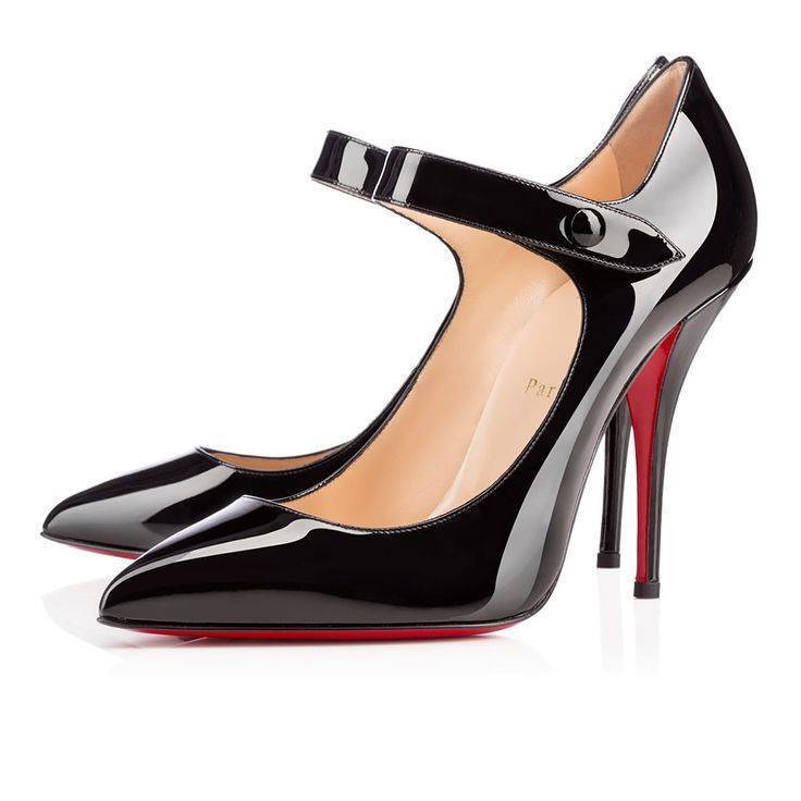 louboutin mary jane heels