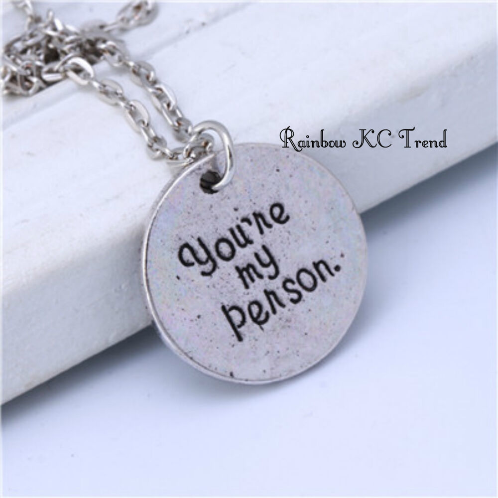 Winnie The Pooh Quote About Friendship Friendship Quote Necklace Friendship Quote Card With Anchors