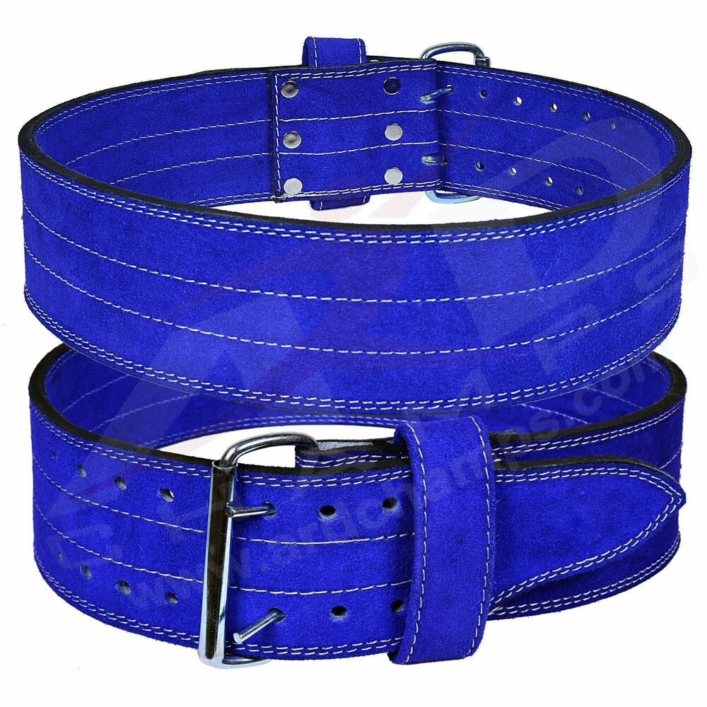 Belt Lifts: ARD Genuine Leather Power Heavy Duty Weight Lifting Body