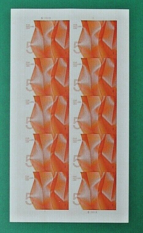 Details About Two Sheets X 20 40 Of ROBERT PANARA 70 US Postage Stamps Sc 5191 FV 2800