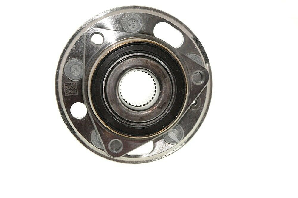 Farm Implement Hub Bearings : Wheel bearing and hub assembly front rear acdelco gm
