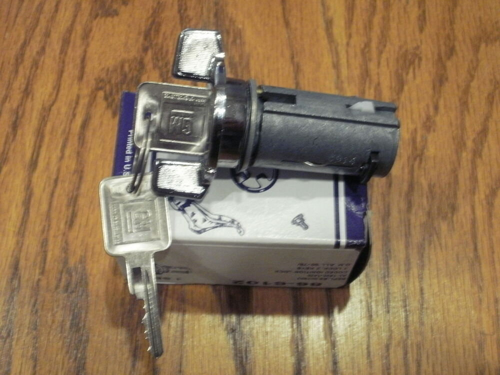 New Chevy Monte Carlo Ignition Lock Switch Amp Keys 1970