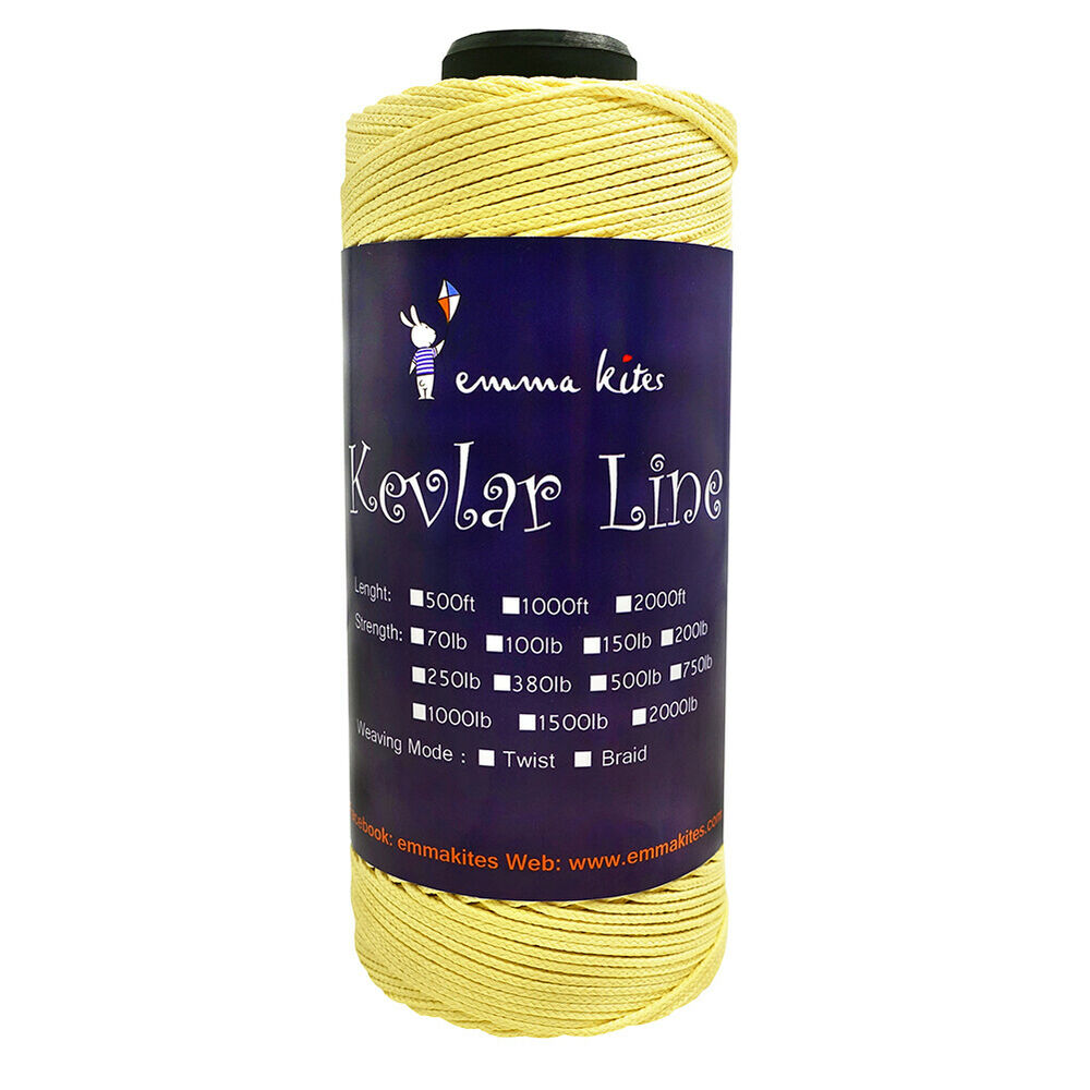 high strong braided kevlar line for fishing line kite line On home depot fishing line