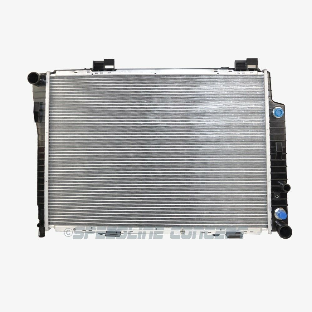 Mercedes benz radiator km premium quality 2023203 ebay for Mercedes benz coolant