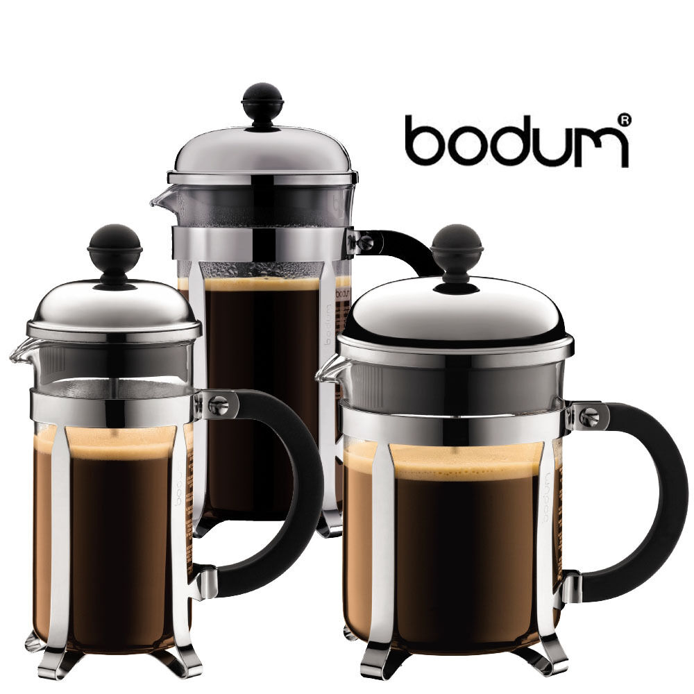 One Cup Coffee Maker Bodum : Bodum Chambord French Press Coffee Espresso Filter Makers In 3 Colors eBay