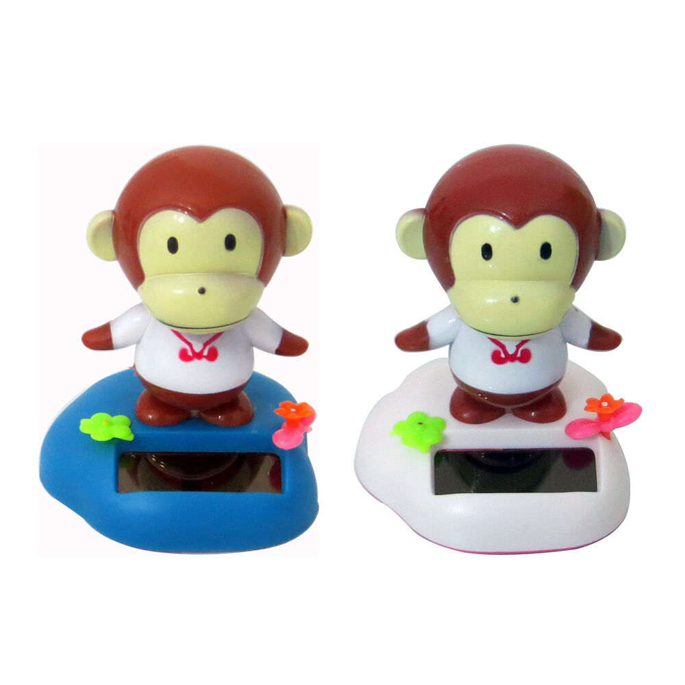 Toys For Dance : Solar powered dancing motion toys standing monkey