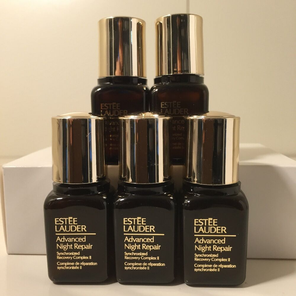 5x estee lauder advanced night repair synchronized. Black Bedroom Furniture Sets. Home Design Ideas