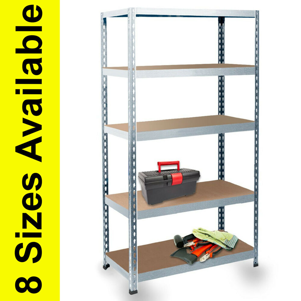 garage shelving systems heavy duty steel metal shelving garage storage system 15729