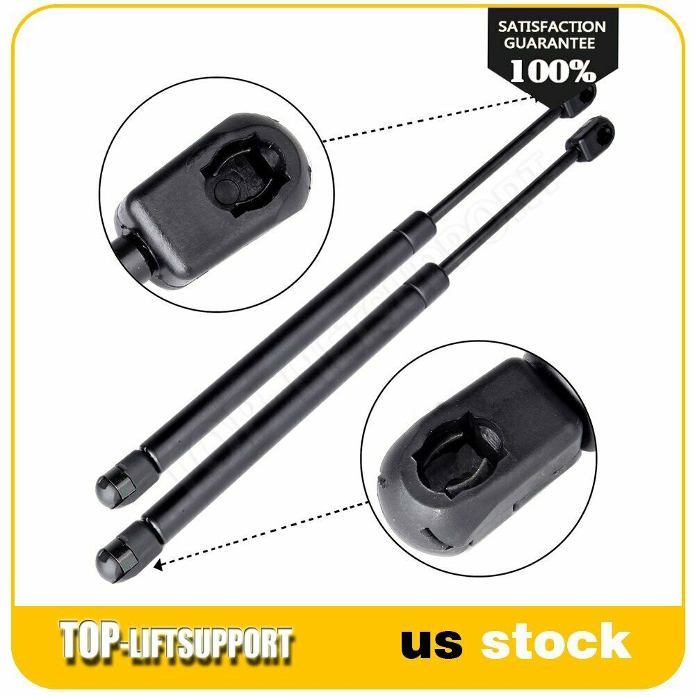 Qty(2) Front Hood Gas Lift Supports Shocks Struts For 2006