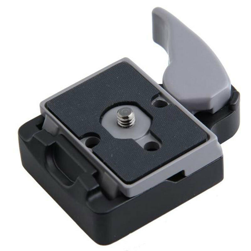 New rc system quick release adapter for manfrotto