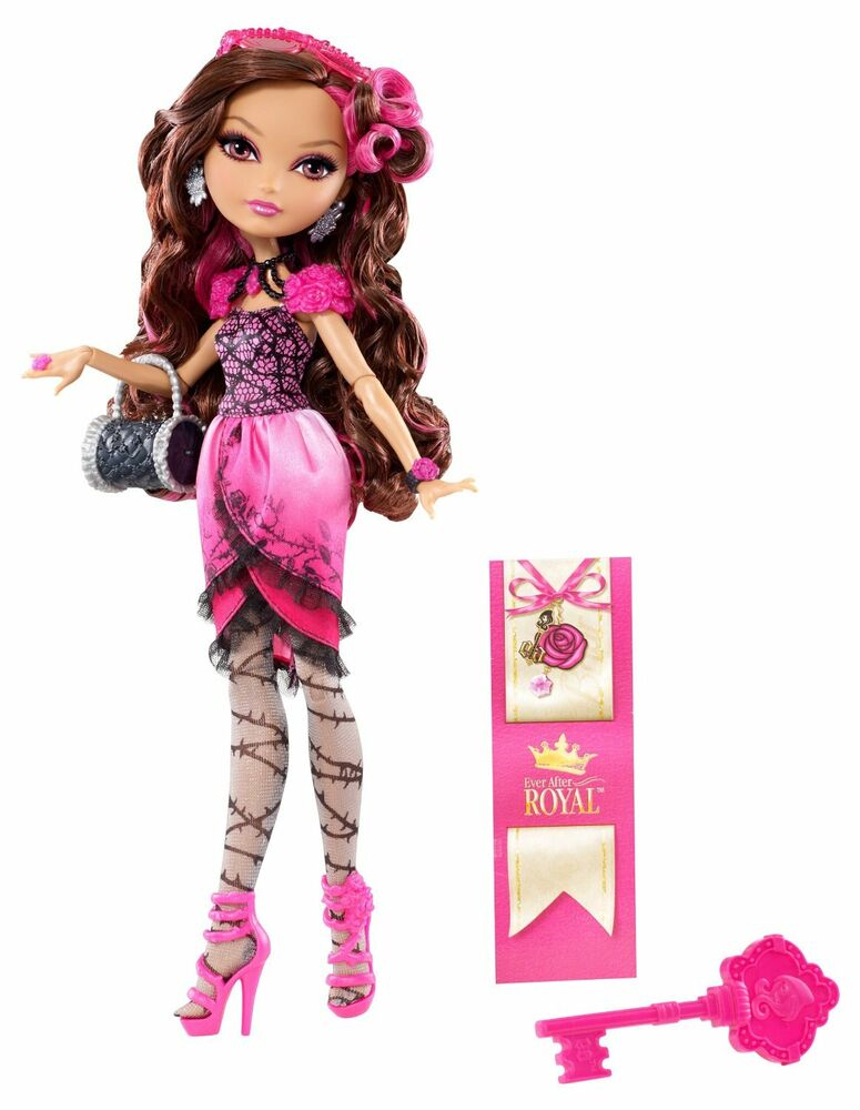 Ever After High Briar Beauty Doll, New, Free Shipping | eBay