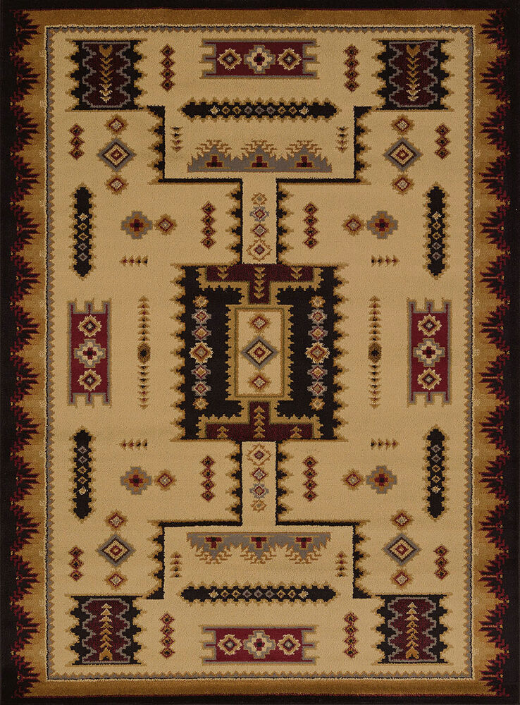 5x8 5 3 Quot X 7 2 Quot Southwestern Lodge Western Cabin Rustic