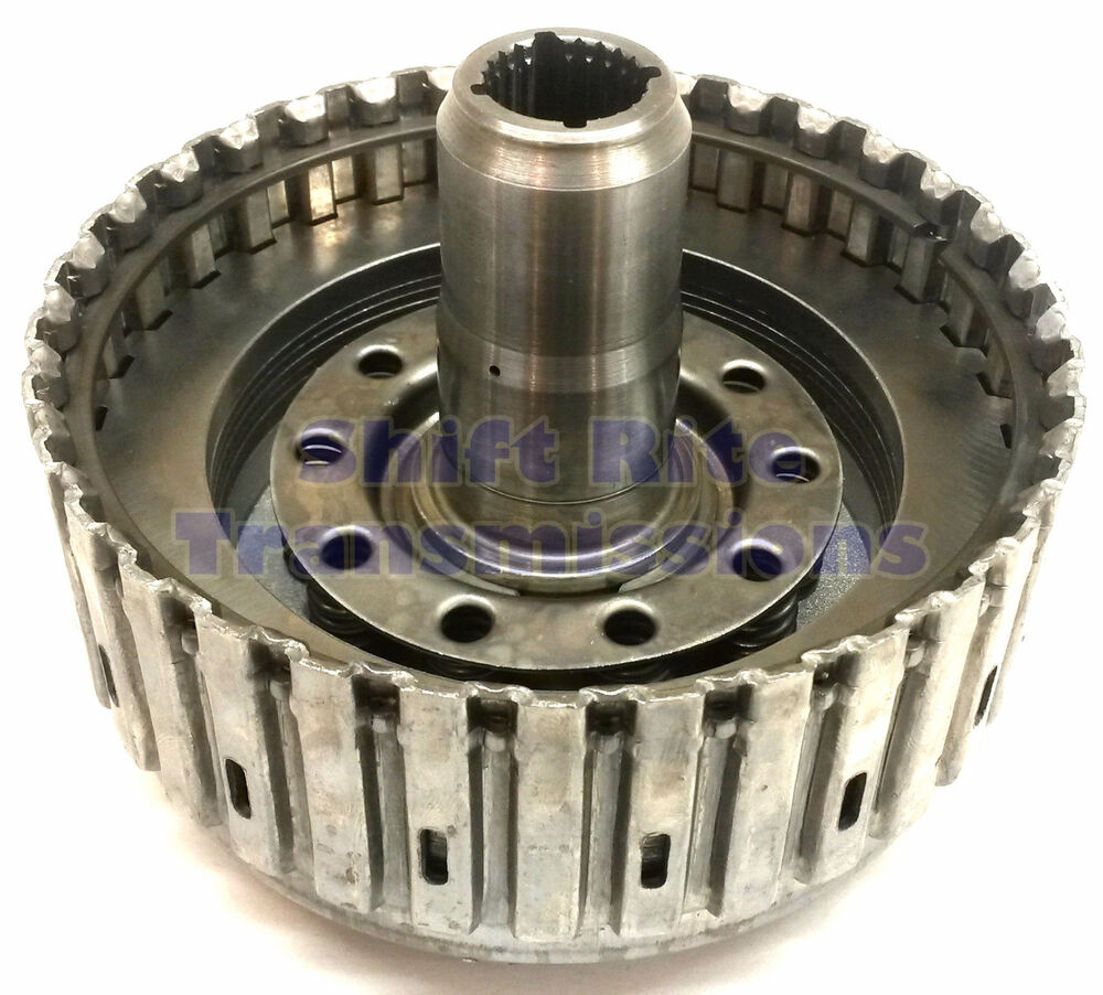 4r70w 4r75w Aode Transmission Direct Drum 1993 Up Ford