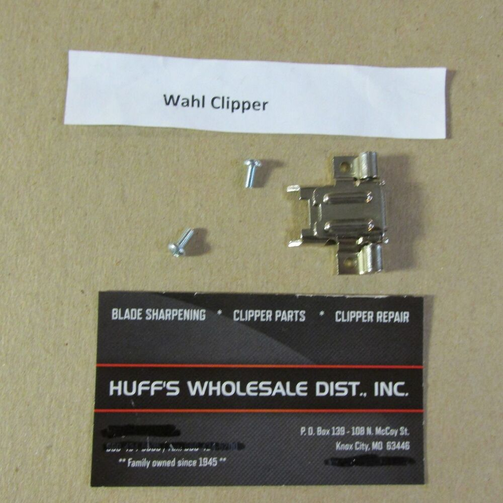 New wahl km 2 clipper replacement parts hinge with screws ebay for Ohrensessel 2 wahl
