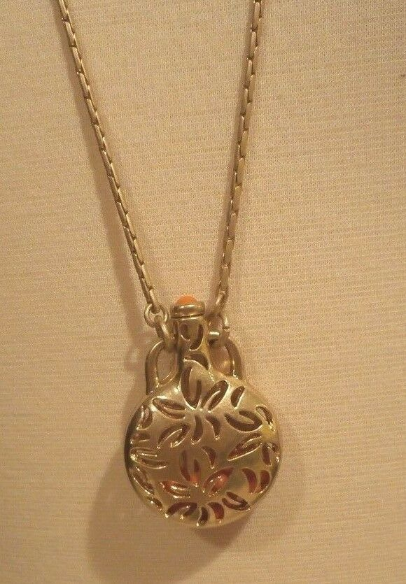 TANGY retired lia sophia long necklace