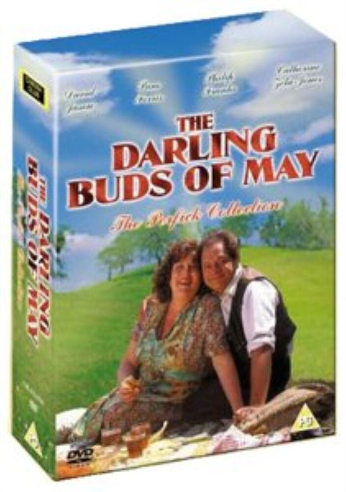the darling buds of may the complete collection 1991. Black Bedroom Furniture Sets. Home Design Ideas