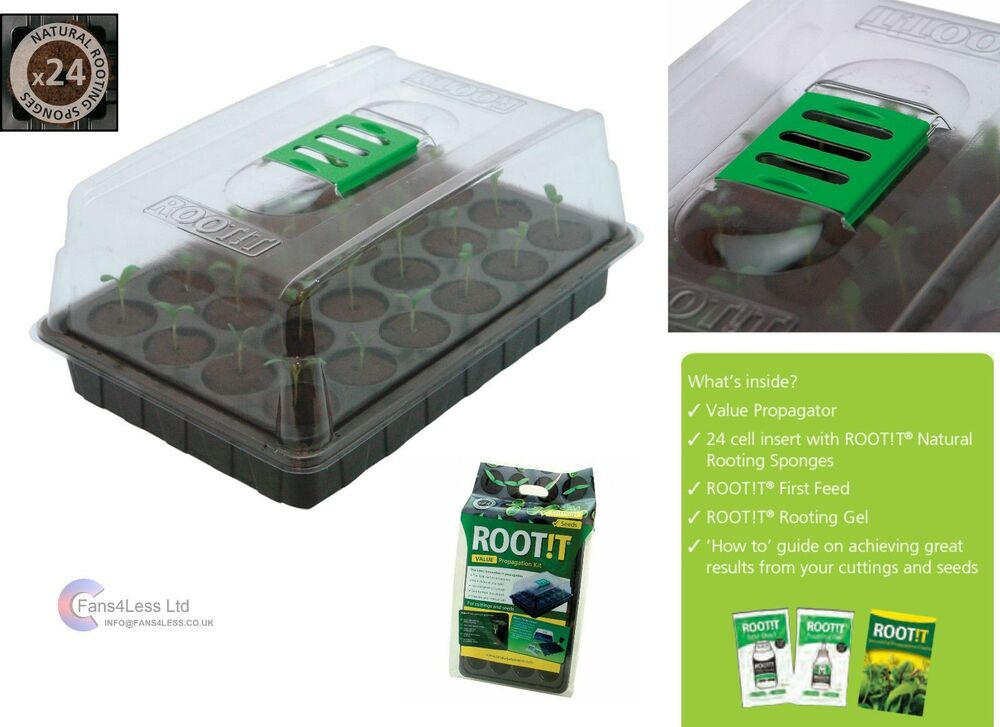 Root T Propagation Kit Comes With Rooting Gel First Feed